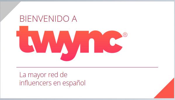 twync red social influencers