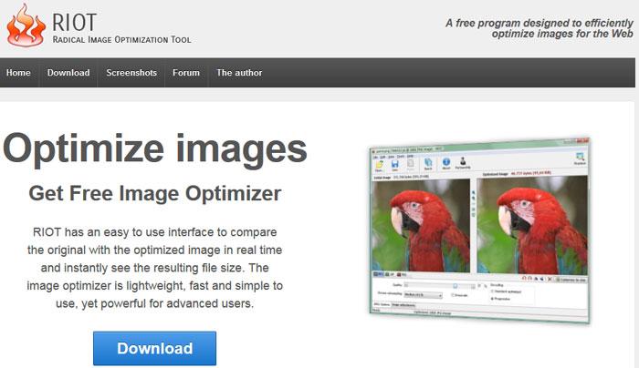 riot optimizar imagenes