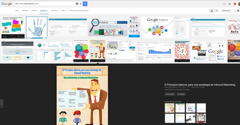 Google Imágenes Inverso