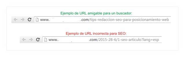 URL amigables