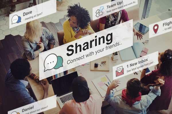redes sociales requieren una calidad diferente de mensajes