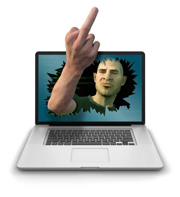 Errores en Social Media los troll