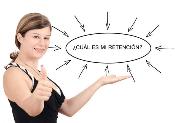 ¿Cuál es mi retención? marketing