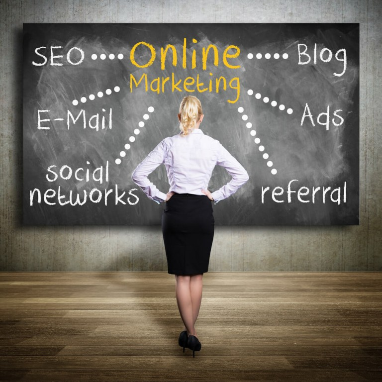 Ventajas marketing online