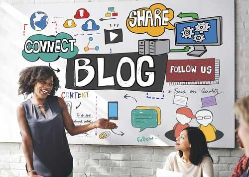 Crear blog profesional