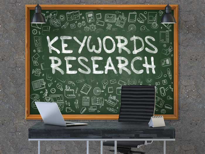 Keyword Research Internacional
