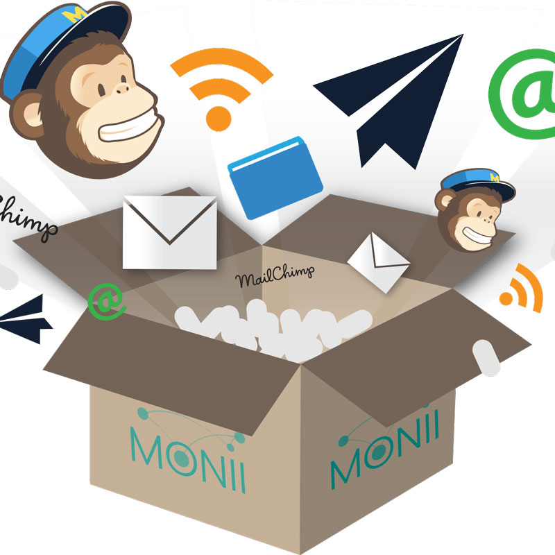 MailChimp emailmarketing