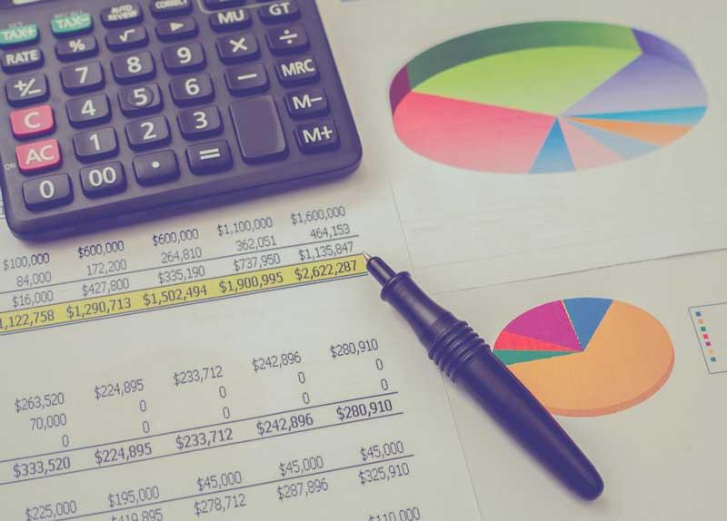 Hoja de cálculo contenido blog