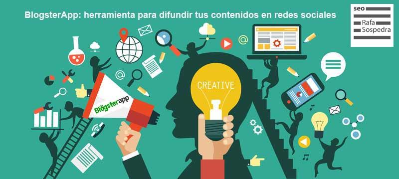 BlogsterApp: herramienta para difundir tus contenidos en redes sociales