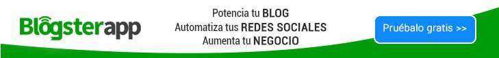 blogsterapp prueba gratis