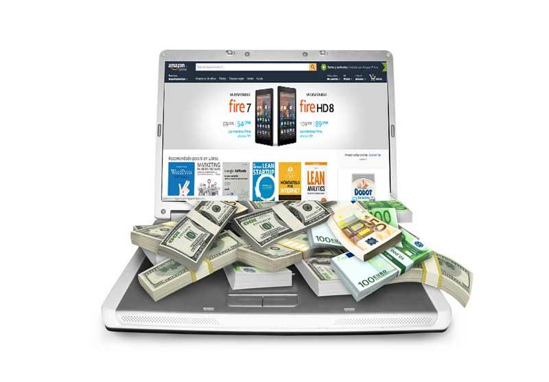 ganar dinero afiliados amazon