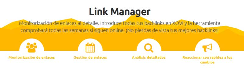 Link Manager xovi suite