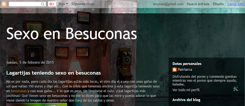 Enlaces en blogs 2.0