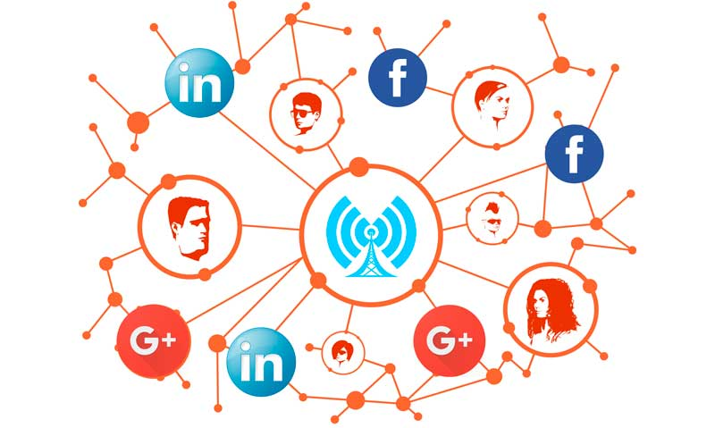 Grupos facebook linkedin google+