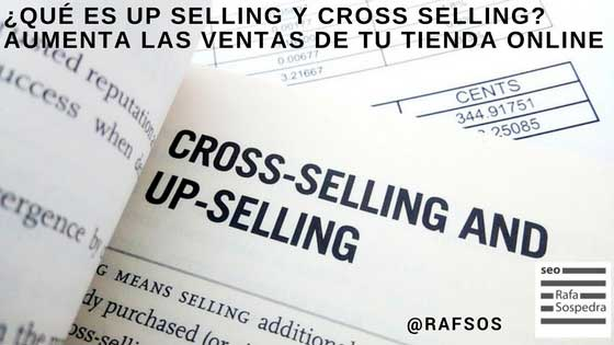 up selling-cross selling