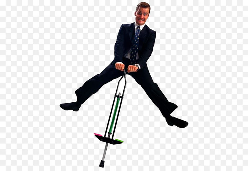 El Pogo Sticking