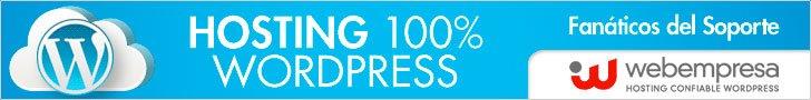 Webempresa es otro de esos hostings muy reconocidos en España