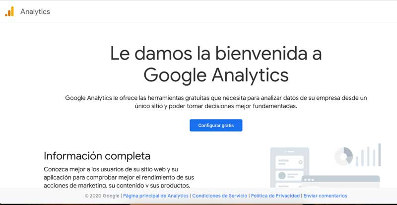 acceso analytics