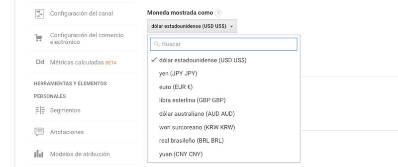 moneda analytics