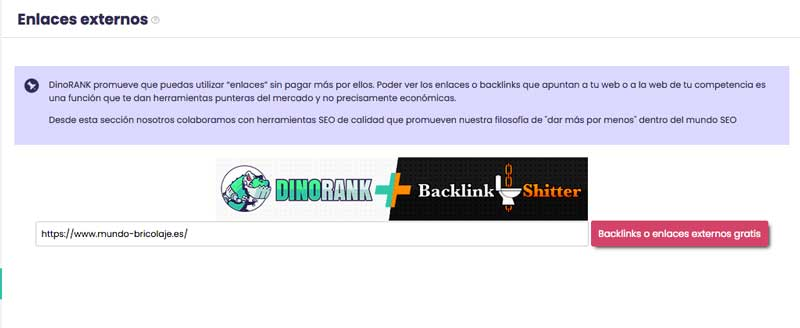 Optimiza tus backlinks
